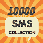 10000 Latest SMS Status & Quotes Collection icon