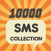 10000 SMS Messages Collection