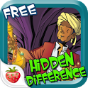 Spot Difference FREE: Ali Baba icon