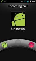 Screenshot of Hide Number (Caller Id)