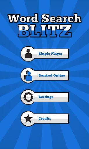 Word Search Blitz Free