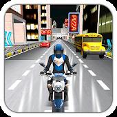 Motorbike Traffic Crazy Speed