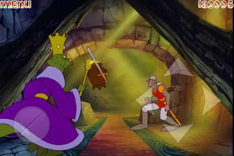 Dragon's Lair - screenshot