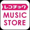 レコチョク(P-07C専用) logo