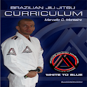 BJJ WHITE-BLUE LVL.1 JIU JITSU icon