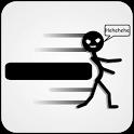 Stickman Must Die - Mini Games icon