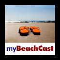 myBeachCast logo