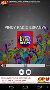 Pinoy Radio Espanya- screenshot thumbnail