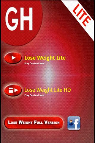 Lose Weight Lite Glenn Harrold - screenshot