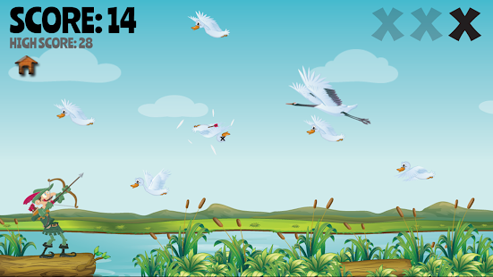 Duck Bow Hunt Free- screenshot thumbnail