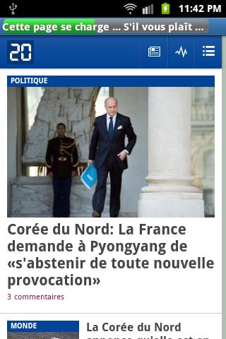 French News Daily Live - screenshot