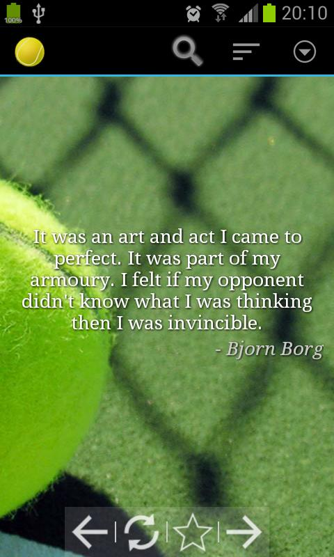 Quotes About Tennis 53 quotes  Goodreads