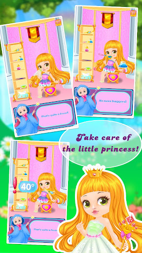 Fairytale Baby Little Princess