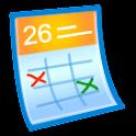 Luach Hebrew Calendar logo