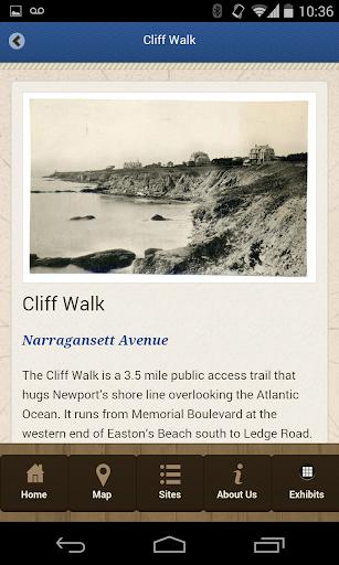 【免費旅遊App】Explore Historic Newport-APP點子