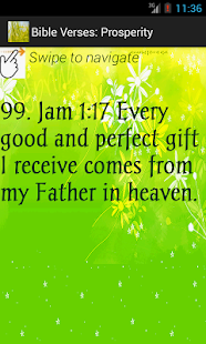 Daily Christian Bible Verses- screenshot thumbnail