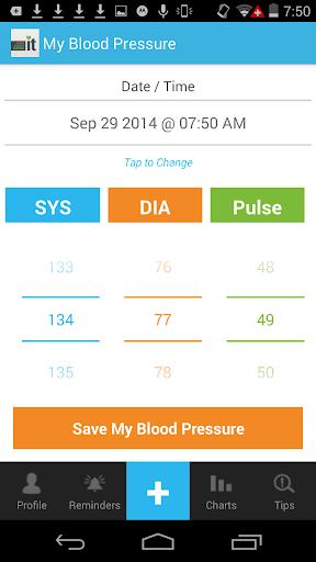 Check It: Your Blood Pressure 健康 App-愛順發玩APP