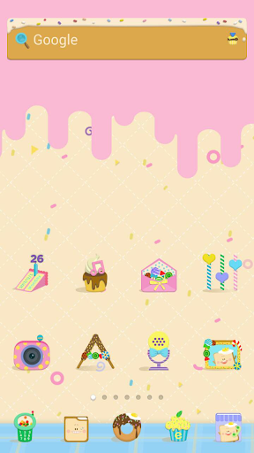 Candy house dodol theme