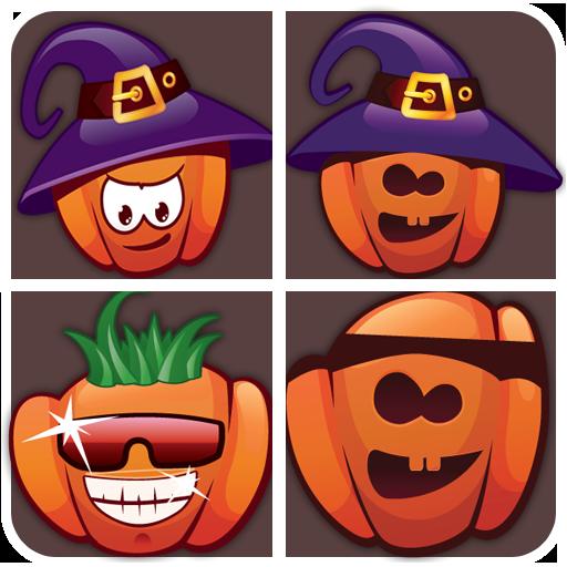 Halloween Memory Game 益智 App LOGO-APP試玩