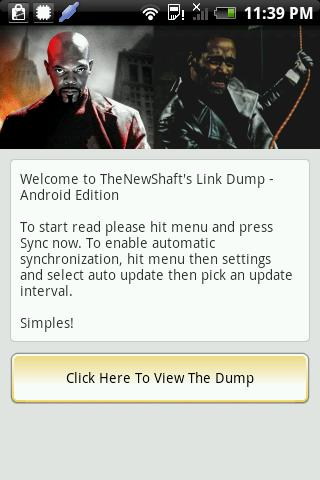TheNewShaft's Link Dump - screenshot