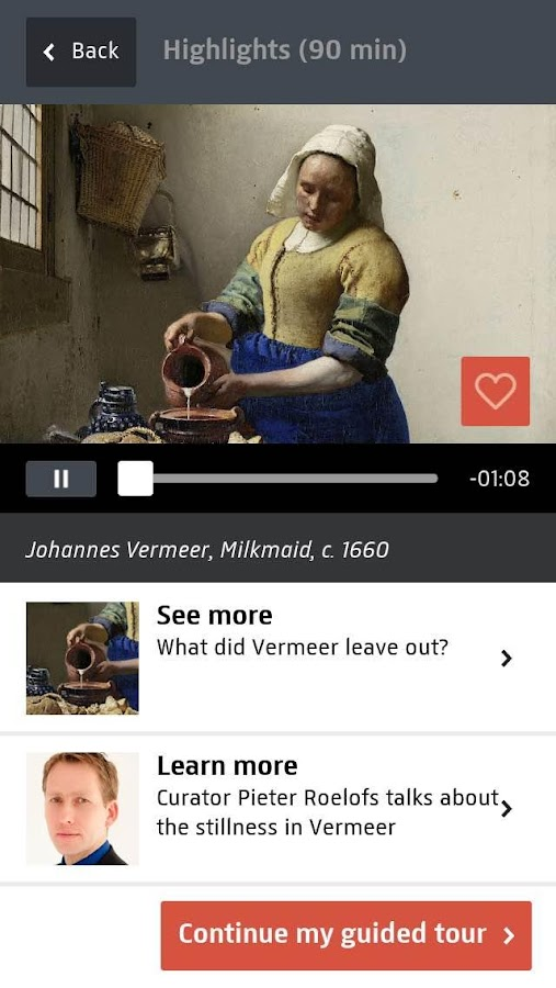Rijksmuseum - screenshot