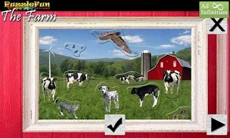 Screenshot of Puzzle Fun The Farm