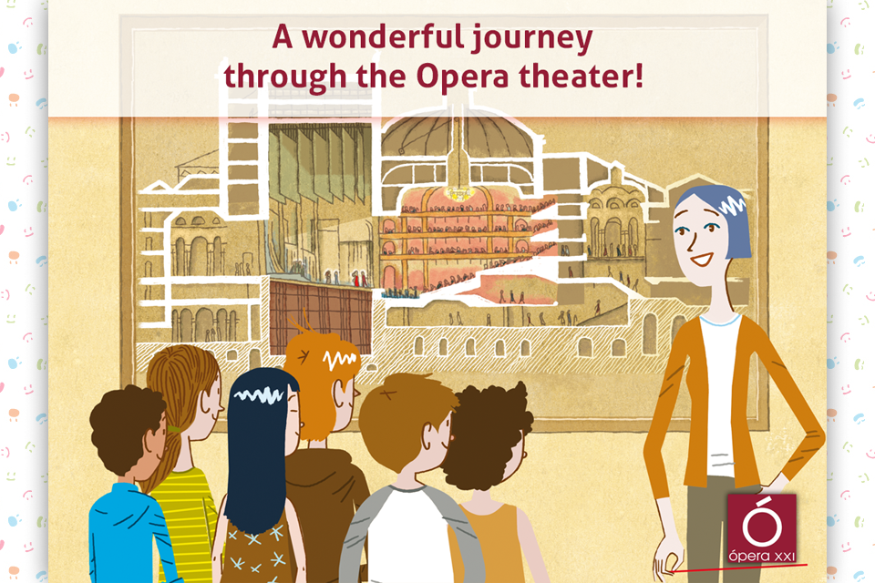 Let's go to the Opera!- screenshot