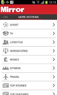 The Mirror App- screenshot thumbnail