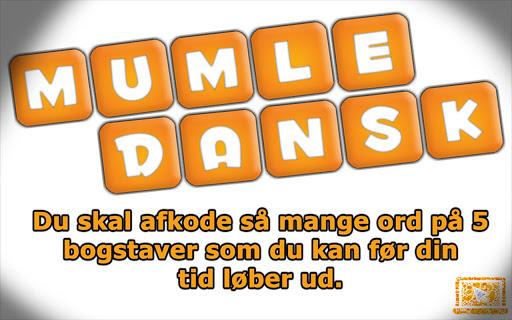 Mumle Dansk