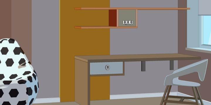 EscapeGames F05 - House Escape- screenshot