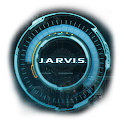 Iron Man 3/J.A.R.V.I.S clock