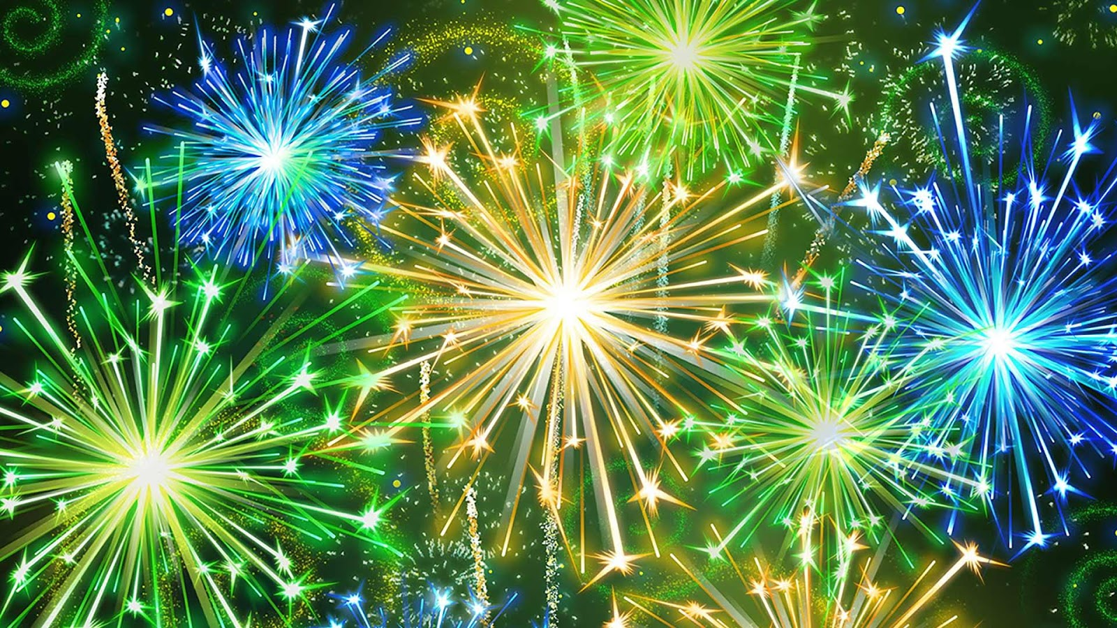 Fireworks Live Wallpaper - screenshot