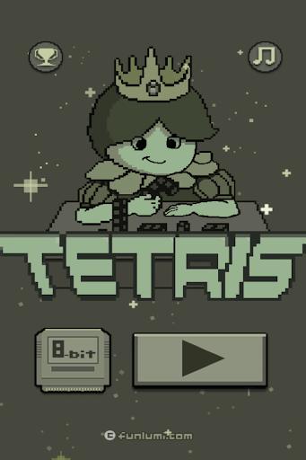 8Bit Tetris