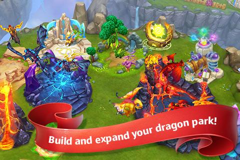 android Dragons World Screenshot 15