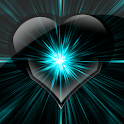 Shiny Heart batery icon