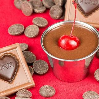 Dark Chocolate Hot Fudge Sundae Brownie