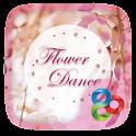 Flower Dance GO Launcher Theme icon