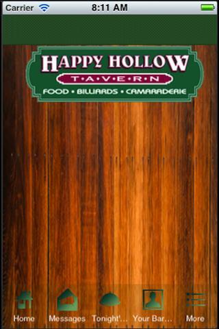 Happy Hollow Tavern