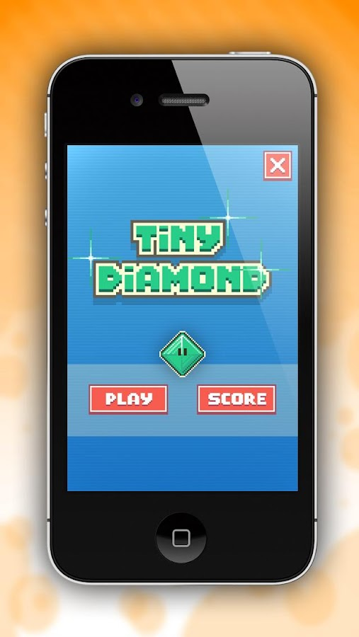 Tiny Diamond- screenshot