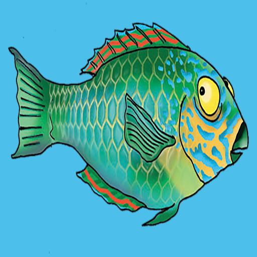 Les poissons du Lagon 書籍 App LOGO-APP試玩