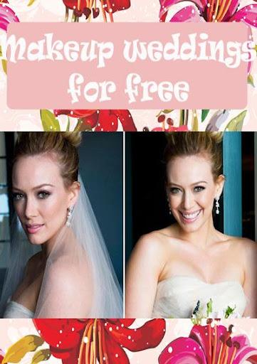 Makeup Weddings