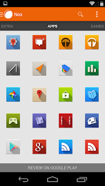 Nox - Icon Pack Screenshot 3