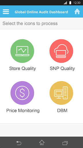 eClerx Global Online Dashboard