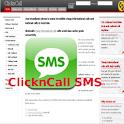 ClicknCall SMS sender logo