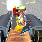 Subway Hoverboard Run 2