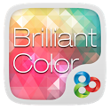 Brilliant Color GO Theme icon