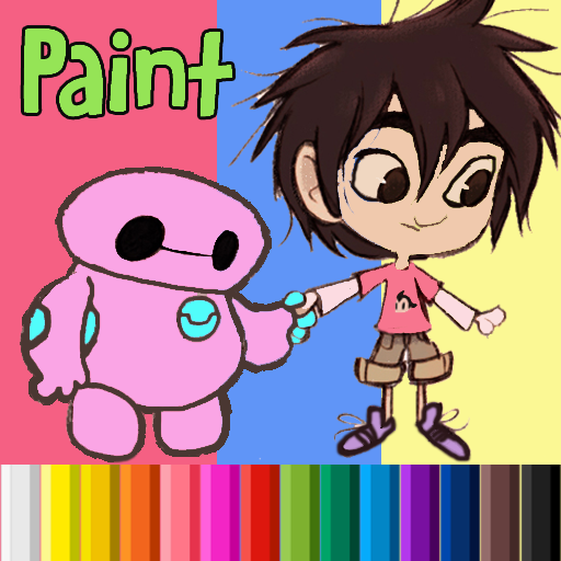 Coloring Game Paint