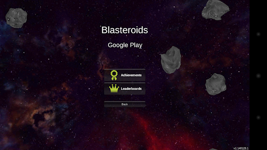 Blasteroids- screenshot thumbnail