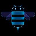 Honeycomb GO Launcher EX Theme logo