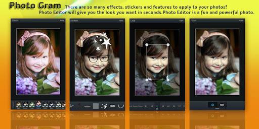 PhotoGram - Photo Editor